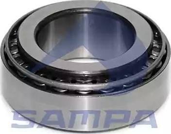 Sampa 021149 - Подшипник, ступенчатая коробка передач car-mod.com