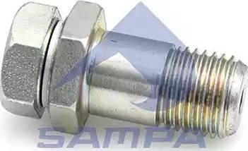 Sampa 021375 - Клапан, топливная система avtokuzovplus.com.ua