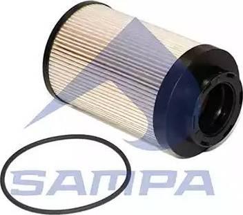 Sampa 022.375 - Паливний фільтр autocars.com.ua