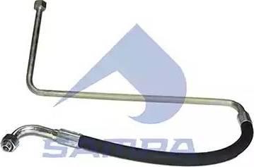 Sampa 031221 - Гидравлический шланг, рулевое управление autodnr.net