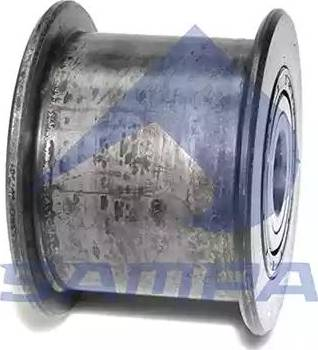 Sampa 031434 - Ролик рычага, подъемная ось avtokuzovplus.com.ua