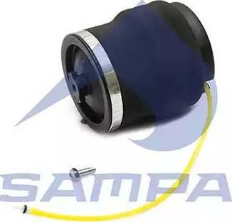 Sampa 034131 - Баллон пневматической рессоры, крепление кабины car-mod.com