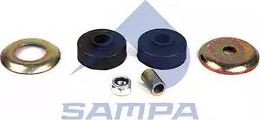 Sampa 040505 - Монтажный комплект, амортизатор avtokuzovplus.com.ua