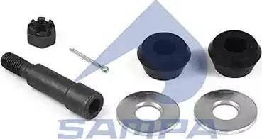 Sampa 040.508 - Монтажный комплект, амортизатор avtokuzovplus.com.ua