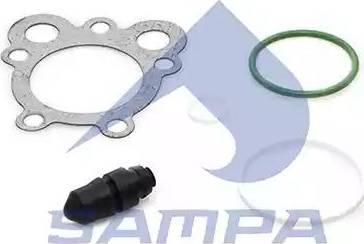 Sampa 040655 - Масляный фильтр, ретардер car-mod.com