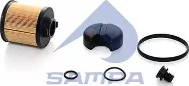 Sampa 040661 - Карбамидный фильтр avtokuzovplus.com.ua