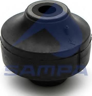 Sampa 070483SD - Втулка подшипника, рычаг - подъемная ось avtokuzovplus.com.ua