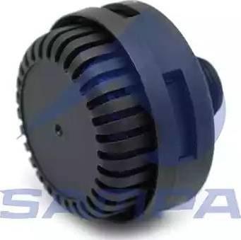 Sampa 092334 - Глушитель шума, пневматическая система avtokuzovplus.com.ua