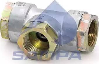 Sampa 093202 - Обратный клапан car-mod.com