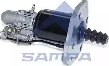 Sampa 096109 - Усилитель сцепления car-mod.com