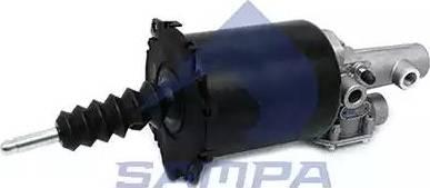 Sampa 096156 - Усилитель сцепления car-mod.com