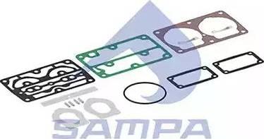 Sampa 096712 - Ремкомплект, компрессор avtokuzovplus.com.ua