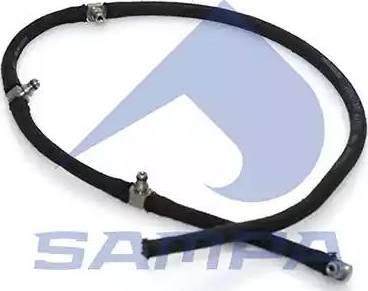Sampa 201242 - Топливный шланг car-mod.com