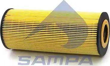 Sampa 202.438 - Масляний фільтр autocars.com.ua