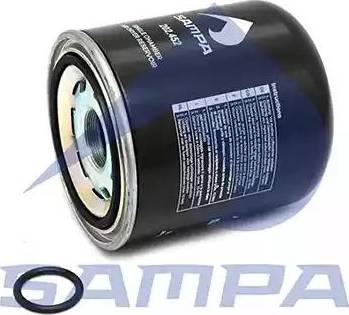 Sampa 202.452 - Патрон осушувача повітря, пневматична система autocars.com.ua