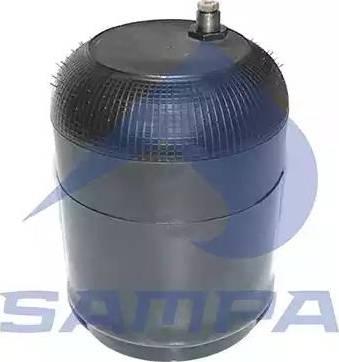 Sampa sp554390k01 - Кожух пневматической рессоры autodnr.net