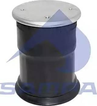 Sampa sp557315kp - Кожух пневматической рессоры autodnr.net