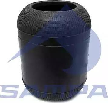 Sampa sp55943 - Кожух пневматической рессоры autodnr.net