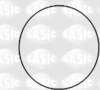 Sasic 1120780 - Комплект прокладок, гильза цилиндра car-mod.com