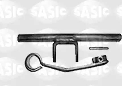 Sasic 1152132 - Поворотна вилка, система зчеплення autocars.com.ua