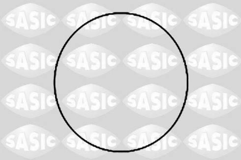 Sasic 1950007 - Комплект прокладок, гильза цилиндра autodnr.net