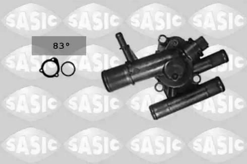 Sasic 4000381 - Термостат, охлаждающая жидкость car-mod.com