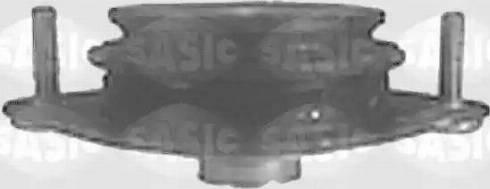 Sasic 4001750 - Подушка, підвіска двигуна autocars.com.ua