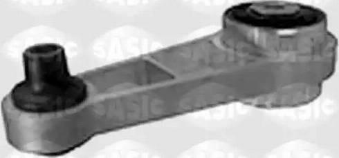 Sasic 4001766 - Подушка, підвіска двигуна autocars.com.ua