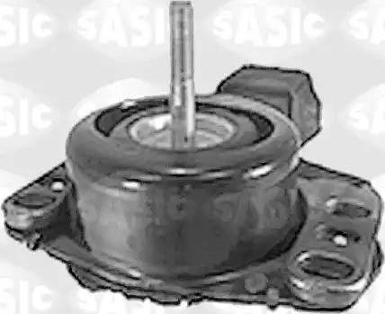 Sasic 4001798 - Подушка, підвіска двигуна autocars.com.ua