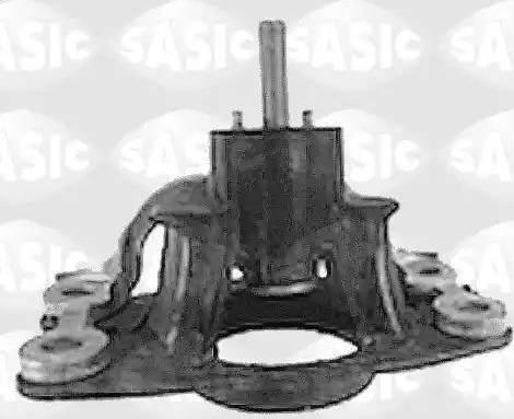 Sasic 4001799 - Подушка, підвіска двигуна autocars.com.ua