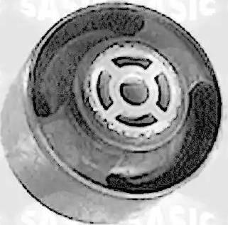 Sasic 8091161 - Подушка, підвіска двигуна autocars.com.ua