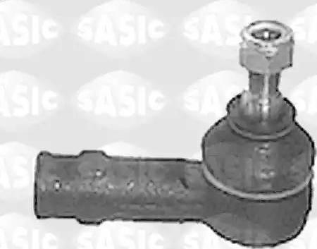 Sasic 8173113 - Наконечник рульової тяги, кульовий шарнір autocars.com.ua