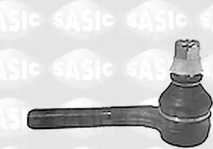 Sasic 8173433 - Наконечник рульової тяги, кульовий шарнір autocars.com.ua