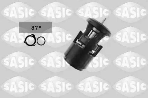 Sasic 9000132 - Термостат, охлаждающая жидкость autodnr.net