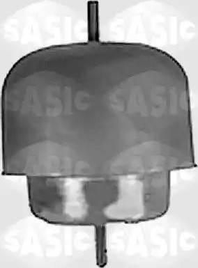 Sasic 9001387 - Подушка, підвіска двигуна autocars.com.ua