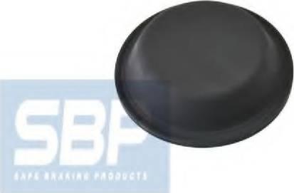SBP 05DMT24 - Мембрана, мембранный тормозной цилиндр avtokuzovplus.com.ua