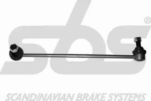 SBS 19145114723 - Тяга / стойка, стабилизатор car-mod.com