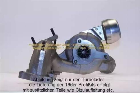 Schlütter Turbolader PRO-00230 - Компрессор, наддув avtokuzovplus.com.ua