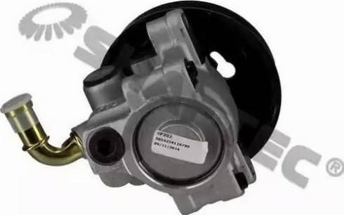 Shaftec HP202 - Гидравлический насос, рулевое управление, ГУР car-mod.com