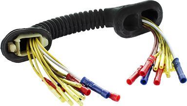 Sidat 405057 - Ремонтный комплект, кабельный комплект car-mod.com
