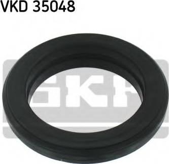SKF VKD 35048 - Підшипник кочення, опора стійки амортизатора autocars.com.ua