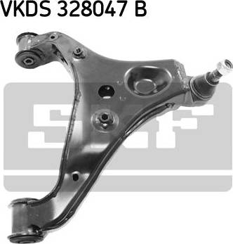 SKF VKDS 328047 B - Рычаг независимой подвески колеса, подвеска колеса autodnr.net