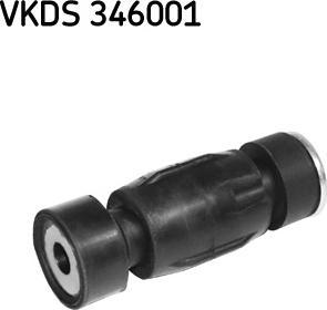 SKF VKDS 346001 - Тяга / стійка, стабілізатор autocars.com.ua