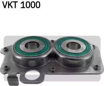 SKF VKT1000 - Подшипник, ступенчатая коробка передач autodnr.net