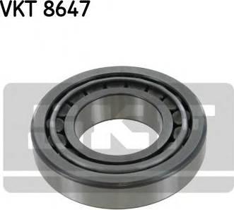 SKF vkt8647 - Подшипник, ступенчатая коробка передач autodnr.net