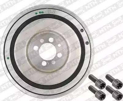 SNR DPF358.20K1 - Ремінний шків, колінчастий вал autocars.com.ua