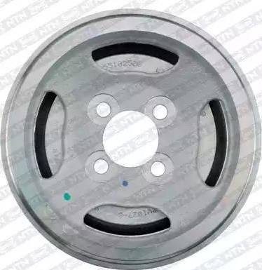 SNR DPF358.23 - Ремінний шків, колінчастий вал autocars.com.ua