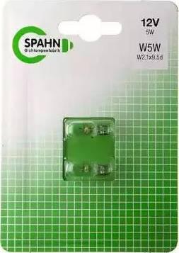 Spahn Glühlampen BL5221 - Лампа, входное освещение car-mod.com