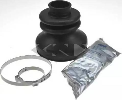 Spidan 23204 - Комплект пилника, приводний вал autocars.com.ua