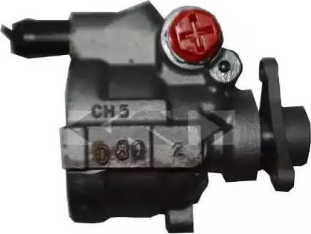 Spidan 53973 - Гидравлический насос, рулевое управление, ГУР car-mod.com